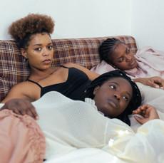 Sisters-Angela, Shauna and Raymonde