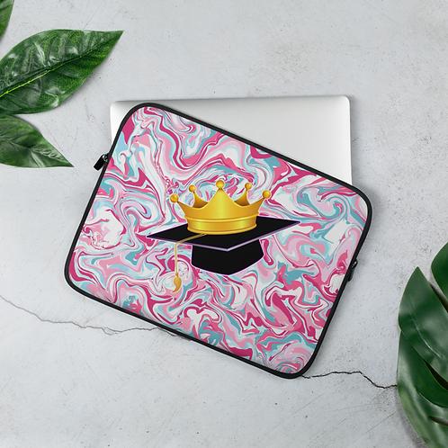 Pink Marble - Laptop Sleeve
