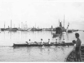 נמל חיפה, שבת בבוקר, 6 בנובמבר 1948 (פרשת נח)...