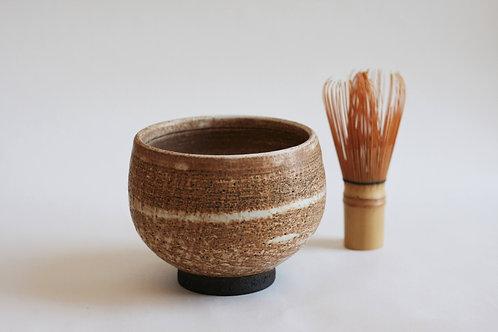 Japanese tea bowl, Round Soup bowl
