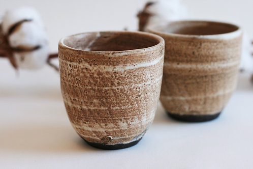 Brown Small Cup