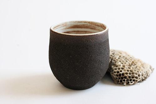 Black round Cup