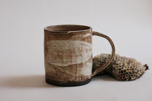 Cream Ceramic Mug