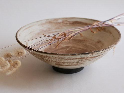 Cream Serving bowl