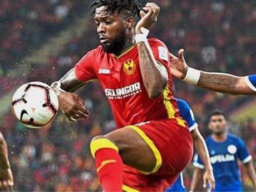Selangor at a disadvantage in tie against PJ City