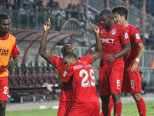 TFC at a loss after succumbing to PJ City miraculous comeback