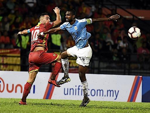 Selangor nyaris dimalukan PJ City
