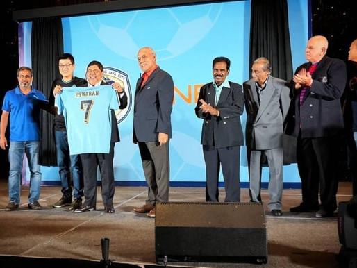 PJ City nama baru MIFA, Ditaja QNET rakan kongsi Manchester City