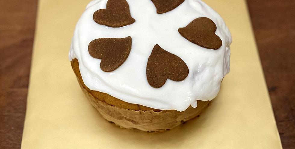 """Barkery Oven 5"""" Round Shape Barkday Cake"""