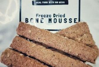 The Meat Bar Freeze-Dried Pork Bone Mousse, 6 sticks