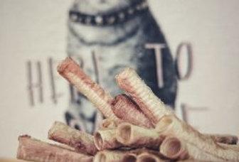 The Meat Bar Freeze-Dried Duck Tracheas, 6 sticks