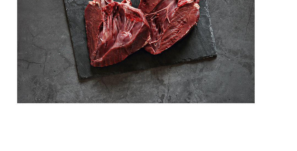 The Meat Bar Freeze-Dried Goat Hearts, 25-30g, Bite Sized