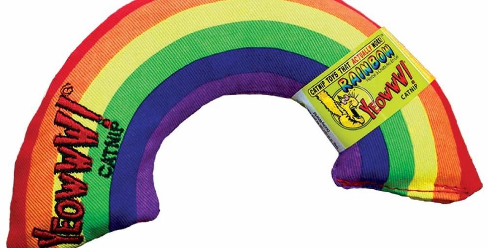 Yeowww! Catnip Rainbow Cat Toy