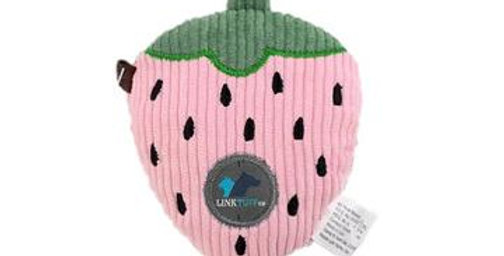 Waggy Woffie Strawberry Cat Toy