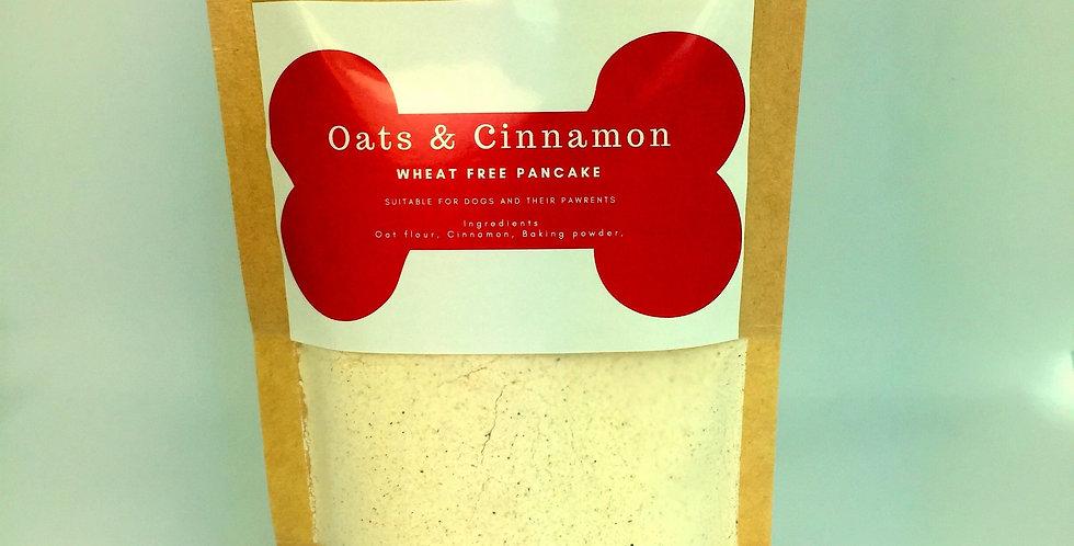 Barkery Oven Oat & Cinnamon Pancake Mix, 150g