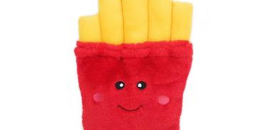 Waggy Woffie NomNomz Plush Toy, Fries