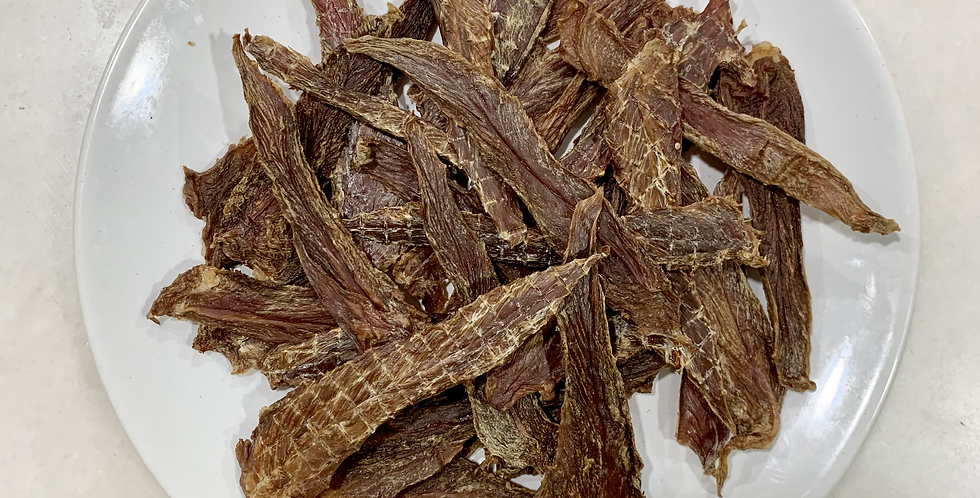 The Nutty Store Duck Jerky, 100g