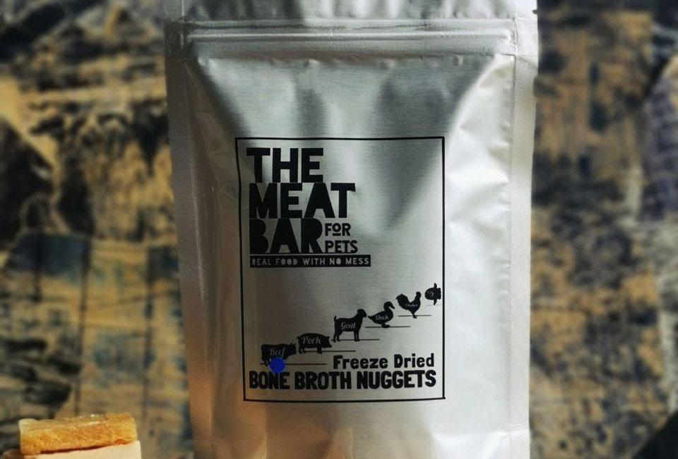 The Meat Bar Freeze-Dried Regular Duck Bone Broth, 25g