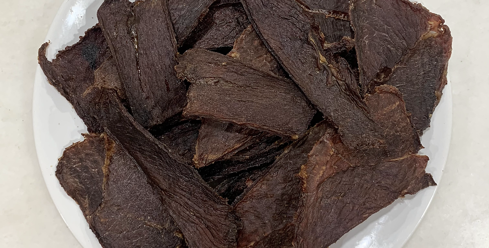 The Nutty Store Beef Jerky, 100g