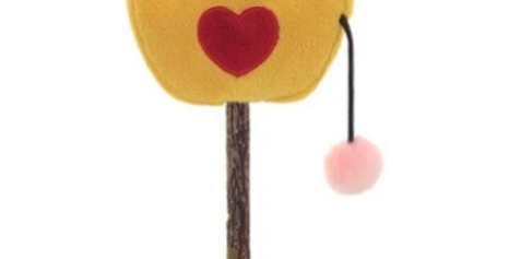 Waggy Woffie Crown Cat Toy