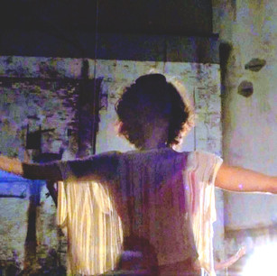 Choreographer and Performer, The Gathering, Torn Space Theatre, Aug 2017