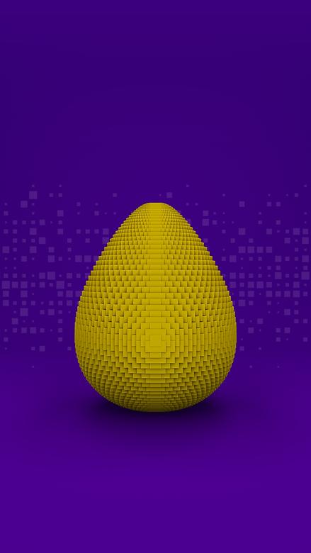 SOA_symbolEGG-3D_mobileCOLORS-purpleYell