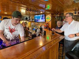 ben bartending for grandpa.JPG