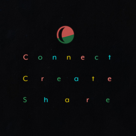 Connect, Create & Share: 3 steps to building a successful Content Marketing strategy.