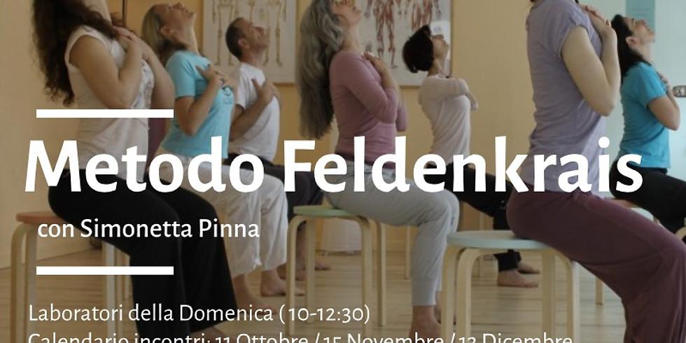 1° Laboratorio del Metodo Feldenkrais