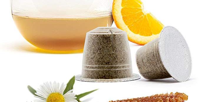 Tè Arancia, Miele e Camomilla 30 Stk.