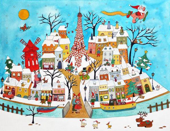 84-Paris-enneige-sur-seine-Snow-on-paris