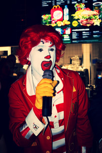 """Ronald """"ON Air"""""""