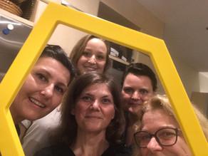 Verwöhnabend für die Ehrenamtlichen im Ronald McDonald Haus Erlangen