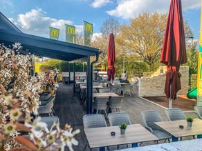 Neuer Außenbereich bei McDonald's in Gunzenhausen eröffnet