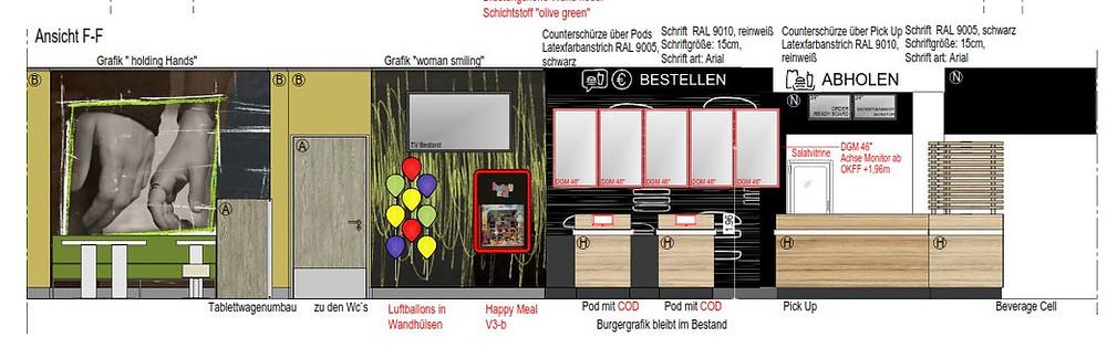 Planung McDonald's Kammerstein