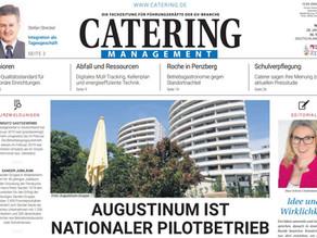 """Stefan Streckel im Interview mit der Zeitschrift """"Catering Management"""""""