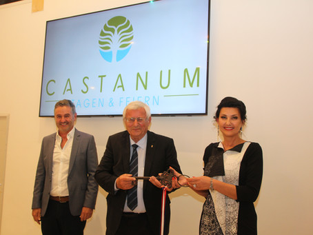 Eröffnungsfeier Castanum Gunzenhausen