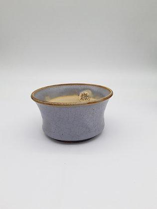 Céramique Sabine Besnard Bleu Lavande