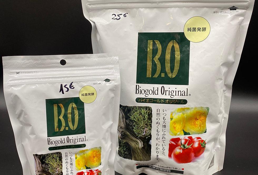 Engrais bonsaïs BIOGOLD