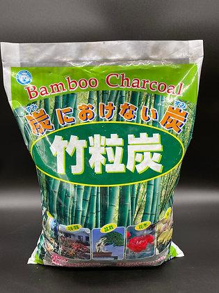 Charbon de bambou pour bonsaïs 5L
