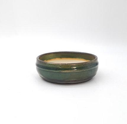 Céramique Sabine Besnard Vert profond