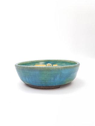 Céramique Sabine Besnard Bleu Okinawa