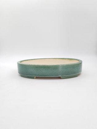 Pot ovale émaillé