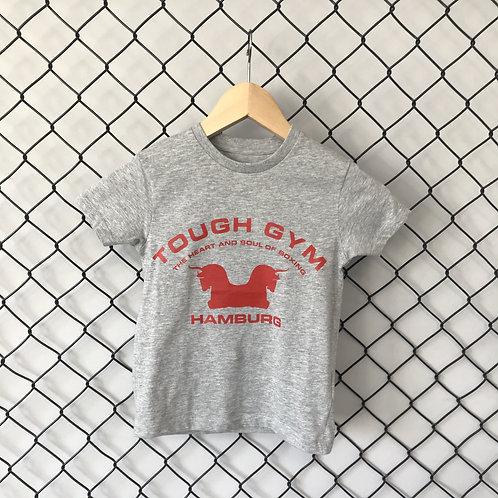 "KIDS T-Shirt ""Classic"" grau"