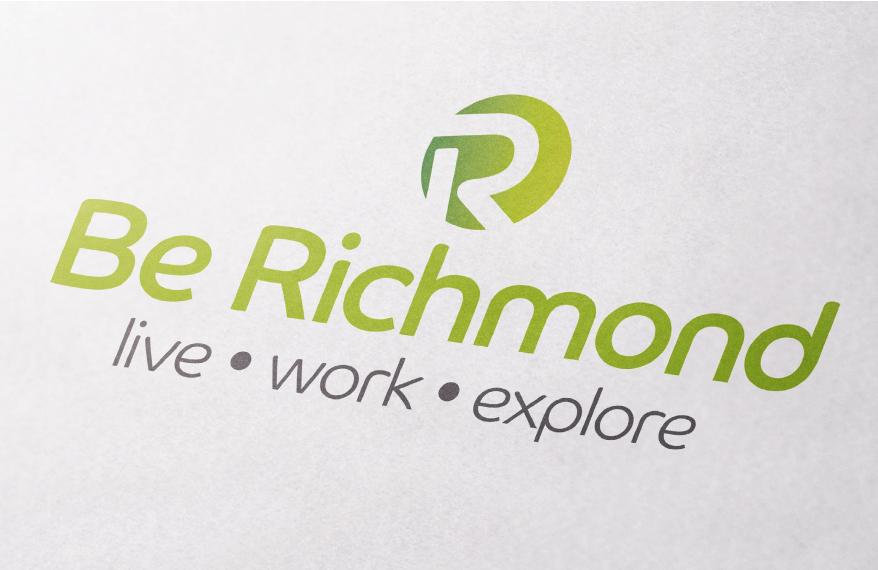 Be Richmond Identity