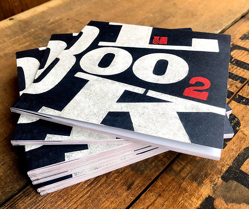 The Wood Words Letterpress Digital Look Book NO.2