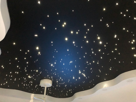 One more Starry Sky Ceiling