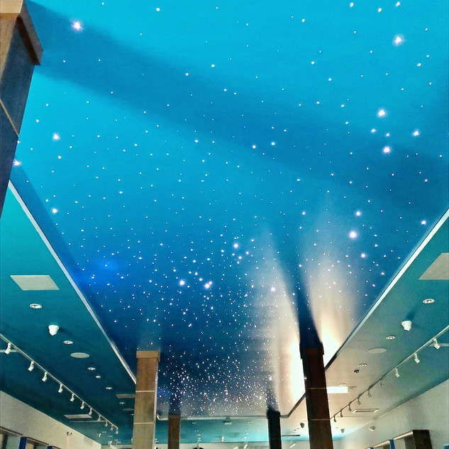CeilDex Star| Starry sky ceiling