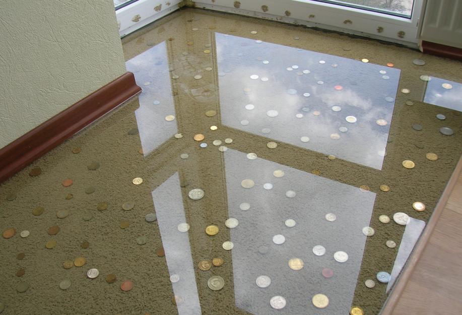 High gloss Design Epoxy floor