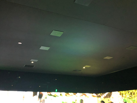 Acoustic ceiling CeilDex Acoustic for Louis Vuitton X